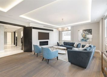Thumbnail 3 bed flat to rent in Park Crescent, Marylebone, London
