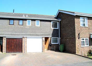 Thumbnail 3 bed terraced house to rent in Birchdale Close, Warsash, Southampton