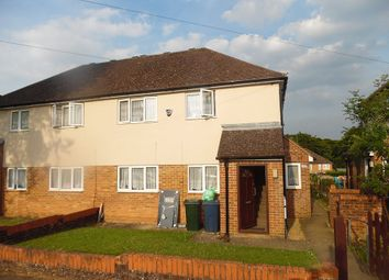 Thumbnail 2 bedroom flat to rent in Mentmore Close, High Wycombe