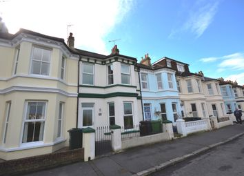 Thumbnail 3 Bed Terraced House For Sale In Gilbert Road Eastbourne
