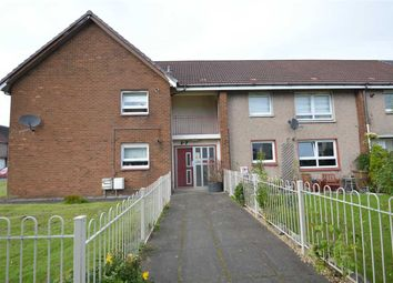 Thumbnail 2 bed flat for sale in Buckie Walk, Bellshill