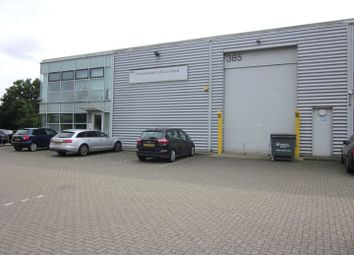 Thumbnail Light industrial to let in Centennial Park, Elstree