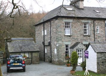 Thumbnail 4 bed end terrace house for sale in Holme Ground, Coniston