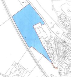 Thumbnail Land for sale in Off Dale Road North, Darley Dale