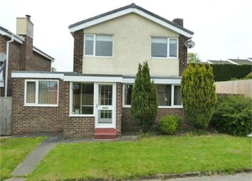Thumbnail 3 bed detached house for sale in Redlands, Houghton Le Spring, Tyne And Wear