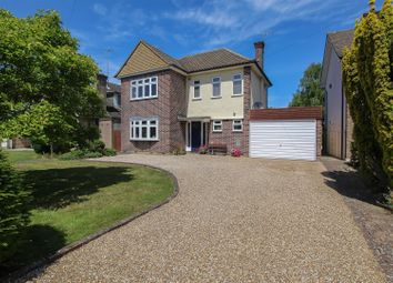 Thumbnail 3 bed detached house for sale in Burses Way, Hutton, Brentwood