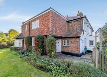 Thumbnail 3 bed semi-detached house for sale in Glaziers Lane, Normandy, Guildford