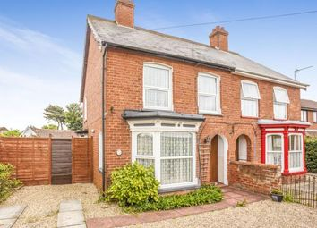 Thumbnail 3 bed semi-detached house for sale in Skegness Road, Chapel St Leonards, Skegness, Lincolnshire