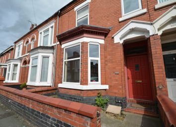 Thumbnail 3 bed terraced house to rent in Walthall Street, Crewe