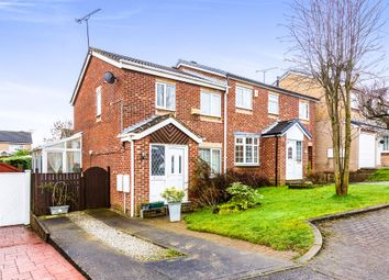 Thumbnail 3 bed semi-detached house for sale in Meadow Gate Avenue, Sothall, Sheffield
