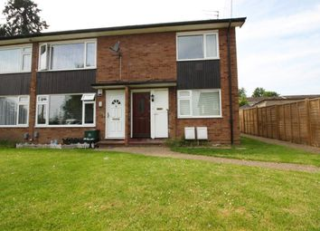 Thumbnail 2 bed maisonette to rent in Bury Green Road, Cheshunt, Waltham Cross