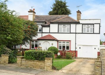 5 bed semi-detached house for sale in Queens Walk, Kingsbury, London NW9