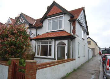 Thumbnail 2 bed end terrace house for sale in Ocean Road, Walney, Barrow-In-Furness, Cumbria