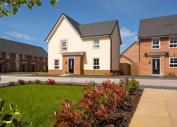 "Thumbnail 4 bed detached house for sale in ""Alderney"" at Shipbrook Road, Rudheath, Northwich"