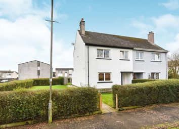 Thumbnail 3 bed semi-detached house for sale in Reid Avenue, Linwood, Paisley
