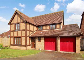 Thumbnail 4 bedroom detached house for sale in Friends Walk, Grange Farm, Kesgrave, Ipswich
