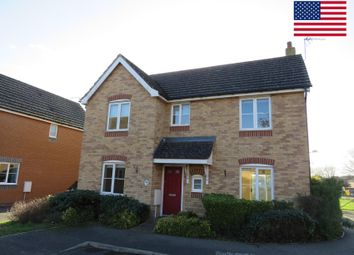 Thumbnail 4 bedroom property to rent in Kingfisher Way, Mildenhall, Bury St Edmunds