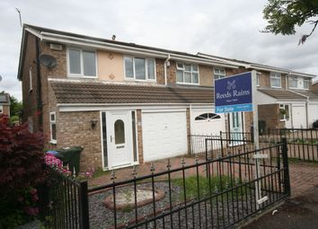 Thumbnail 3 bed semi-detached house for sale in Kingcraft Road, Marton Manor, Middlesbrough