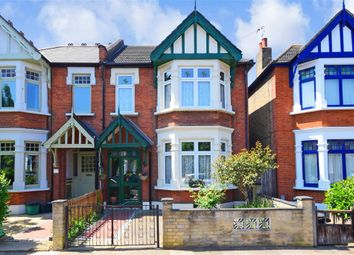 Thumbnail 4 bed semi-detached house for sale in Wanstead Park Avenue, London