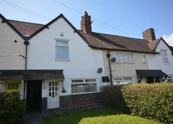 Thumbnail 2 bedroom terraced house to rent in New Chester Road, Bromborough, Wirral