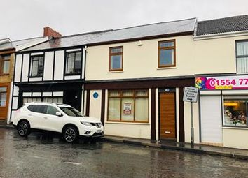 Thumbnail Office for sale in 40 Thomas Street, Llanelli, Carmarthenshire