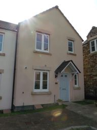 Thumbnail 3 bed end terrace house to rent in Skylark Rise, Whitchurch, Tavistock