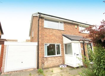 Thumbnail 2 bed property to rent in Longley Close, Fulwood, Preston