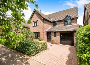 Thumbnail 4 bedroom detached house for sale in Kingswood Avenue, Taverham, Norwich