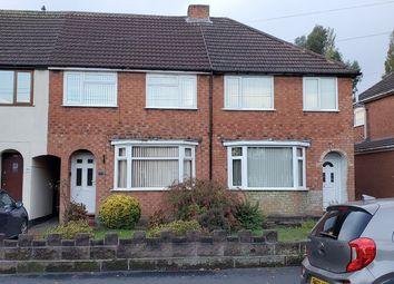 Thumbnail 3 bed terraced house for sale in Waddington Avenue, Great Barr, Birmingham