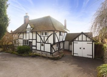 Thumbnail 4 bedroom detached house to rent in Davis Farm Cottages, Redwall Lane, Linton, Maidstone