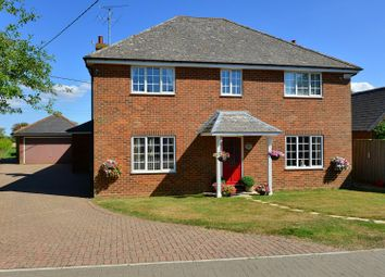 Thumbnail 4 bed detached house for sale in Throwley Forstal, Faversham