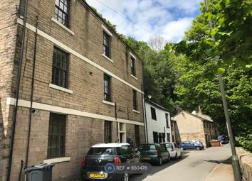 Thumbnail 1 bed flat to rent in Dyehouse Lane, New Mills, High Peak