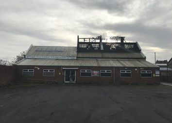 Thumbnail Light industrial for sale in 44A Cleethorpe Road, Grimsby, North East Lincolnshire