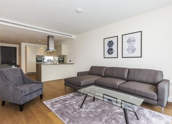 Thumbnail 3 bed flat to rent in Casade House, Vista Chelsea Bridge, Queens Town Road