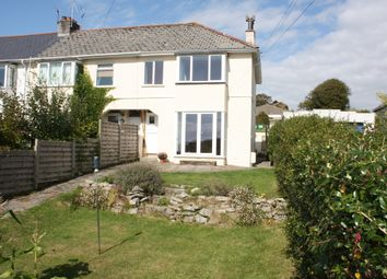 Thumbnail 3 bed end terrace house for sale in Court Road, Newton Ferrers, South Devon