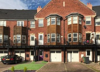 Thumbnail 4 bed town house for sale in Huntington Crescent, Weetwood, Leeds