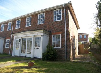 Thumbnail 2 bedroom end terrace house for sale in Hill Lands, Wargrave, Reading, Berkshire