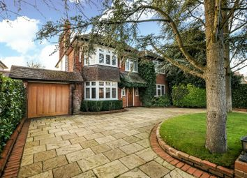 Thumbnail 4 bed detached house for sale in Bourne End Road, Northwood