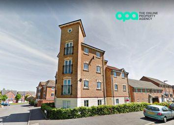 1 bed flat for sale in Loxdale Sidings, Bilston WV14