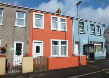 Thumbnail 2 bedroom terraced house to rent in Waterloo Road, Hakin, Milford Haven