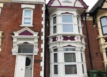 Thumbnail 3 bed terraced house to rent in Kirby Road, Portsmouth