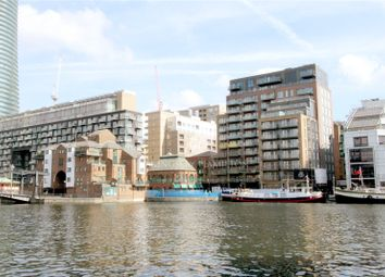 Thumbnail 2 bed flat for sale in Dockside, Turnberry Quay, London