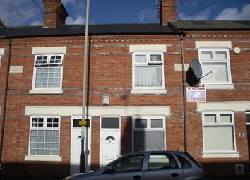 Thumbnail 2 bed terraced house for sale in Moat Road, Leicester