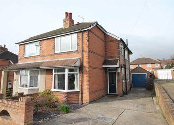 Thumbnail 4 bedroom semi-detached house for sale in Roslyn Avenue, Gedling, Nottingham