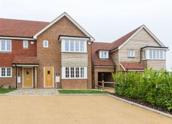 Thumbnail 3 bedroom terraced house for sale in Barley Cottage, Bourne Drive, Littlebourne