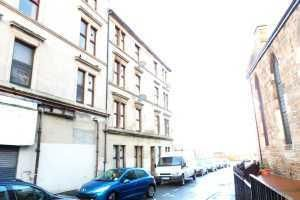 Thumbnail 1 bedroom flat to rent in Ravel Row, Glasgow