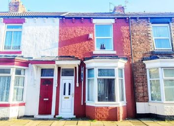 Thumbnail 2 bed terraced house for sale in Worcester Street, Middlesbrough
