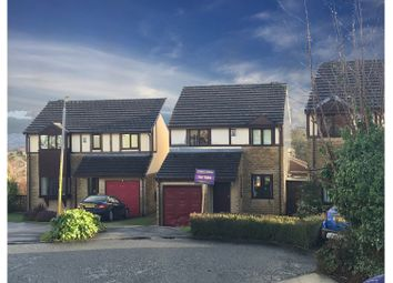 Thumbnail 3 bed detached house for sale in Millbeck Close, Bradford