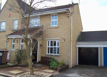 Thumbnail 3 bed semi-detached house to rent in Laneward Close, Shipley View, Ilkeston, Derbyshire