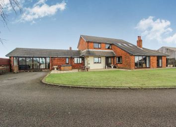 Thumbnail 4 bed detached house for sale in New Hall Farm Scronkey, Pilling, Preston